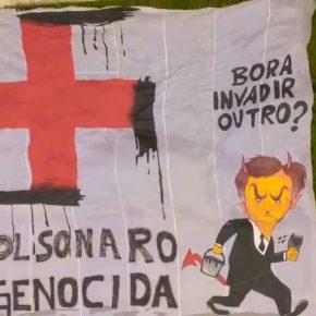 Justiça???  Preso por críticas a Bolsonaro, Pilha segue na prisão, enquanto  Eduardo Cunha…é libertado #LiberdadeparaProdrigoPilha