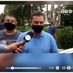VÍDEO – Empresário obriga funcionários a trabalhar com covid-19 e diz que dá ivermectina com próprio dinheiro. Criminosoconfesso!