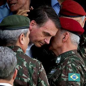 Com guerra de informação, Partido Militar aumenta poder e interferência política (Por JefersonMiola)