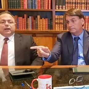 Criminosos: Bolsonaro e Pazuello recusaram 11 ofertas de vacinas contra aCovid