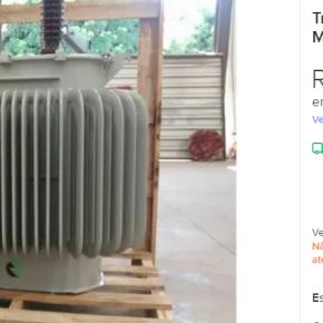 Pilantragem: Companhia de Energia Elétrica que fatura R$ 3 bi/ano é vendida pelo preço de 7transformadores