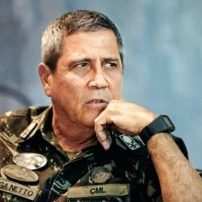 Convocado pela CPI Do Genocídio, General Braga Neto Faz Ameaças Ao Senado E Passa Recibo De Culpa doGoverno
