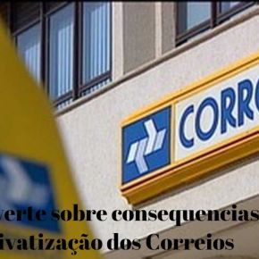 Correios têm lucro de R$ 1,5 bilhão e Lula adverte para riscos de privatização daEmpresa