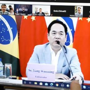 Após diálogo com governadores, China libera insumos paravacinas