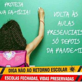 Com retorno as aulas, Vírus também volta a contaminar mais e muitos municípios do RS já voltam a fecharescolas