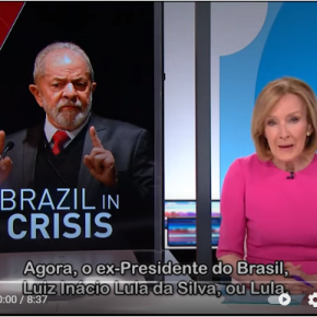"""""""É hora de discutir uma nova governança global"""" diz Lula em entrevista para TV Americana.Assista:"""