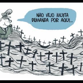 Pazuello arrasta o Exército para a sua covardia (Por FernandoBrito)