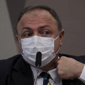 "Na #CPIdaCOVID, Senador Randolfe pede ""devassa"" em sigilos dePazuello"