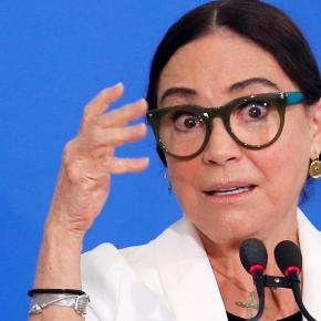 Resposta ao ódio e a mentira: Regina Duarte obrigada a postar retratação de fake news contra Dona MarisaLetícia