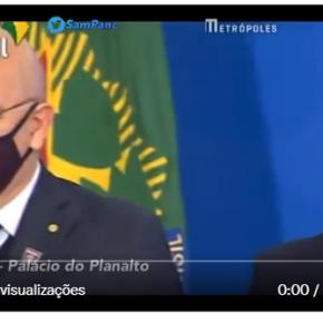 """Bolsonaro pediu o """"Gabinete paralelo"""" da cloroquina, confessa Arthur Weintraub em vídeoestarrecedor"""
