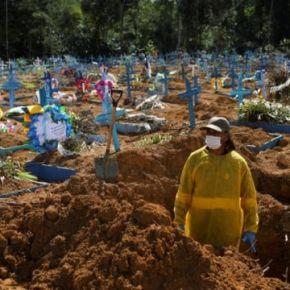 Bolsonaro quer recontagem de mortos por COVID e envolve até TCU. Seria Cômico, não fossetrágico!