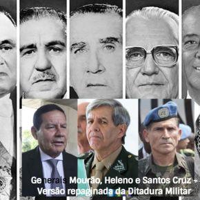 """A Volta dos que não foram 2: Frente ampla antifascista e programa claro naeleição, para impedir o avanço do """"PartidoMilitar"""""""