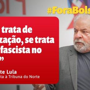 Polarização em eleição no Brasil é normal. Anormal é Bolsonaro! (Texto evídeo)