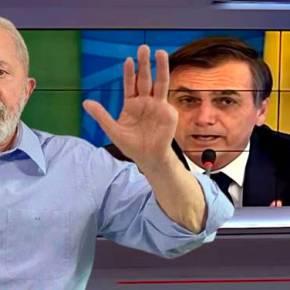 """É só ódio, liga a TV tá o Bolsonaro mentindo, vai ver jornal tá o filho inventando fake news"""", dizLULA"""