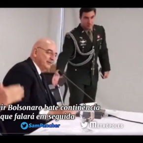"""Mengele de bombachas? Vídeos mostram Osmar Terra como um """"chefe""""  do """"Ministério Paralelo"""" deBolsonaro"""