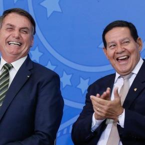 """Bolsonarismo sem Bolsonaro: Direita e Globo preparam a """"segunda via"""" com General Mourão, dizJornalista"""