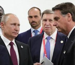 Submissão Sem Fim aos EUA: Brasil Participa de Manobra Militar Contra a Rússia! (Por IltonFreitas)