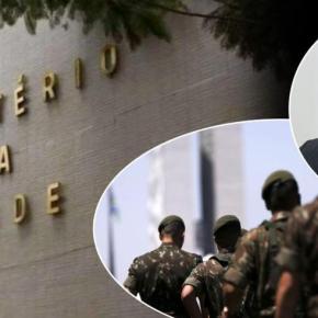 Mais uma lambança: Bolsonaro e seus militares pagam US$ 2,00 a mais que Estados por dose deVacina