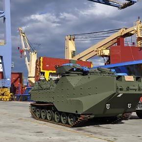 Palhaçada logística: Marinha gasta milhões para deslocar equipamentos e soldados do RJ para…Brasília, onde nem martem