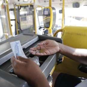 Quanto custa um cobrador de ônibus? (por Jones Rodrigues e Rodrigo Almeida daSilva)