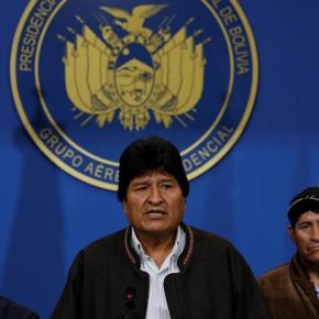 O papel da OEA em golpe na Bolívia contra Evo foi tão escandaloso que será investigado até nosEUA!