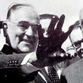 GETULIO ETERNO! 24 de agosto, 67 anos da Morte de Getúlio Vargas (Artigo e vídeo do SenadorPaim)