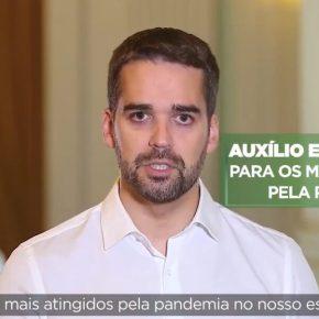 Auxílio emergencial gaúcho prometia beneficiar 8,1 mil mulheres, mas apenas 695receberam
