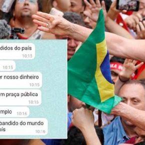 Funcionário bolsonarista do TJ-Rio Grande do Sul ameaça sequestrar Lula e enforcá-lo em praçapública