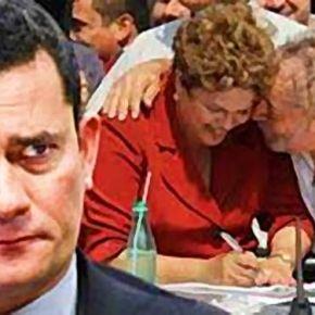 O juiz era o ladrão!! MPF cobra da União os Prejuízos causados por Sergio Moro e pela Lava Jato aoBrasil
