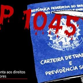 MP 1045 acaba com direitos trabalhistas previstos na Constituição, diz Paulo Paim em entrevista. Leiaporque:
