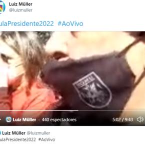 Manifestação por Lula sofre repressão da Guarda Municipal de Porto Alegre (Assista oVídeo)