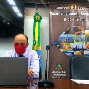 Energia: Deputados gaúchos apoiam Marco Legal da Geração Distribuída e encaminham documento aoSenado