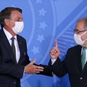 Navio afundando? Site diz que Queiroga pediu demissão do Ministério daSaúde