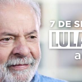 """LULA FALA AOS BRASILEIROS COMO ESTADISTA QUE VAI RESGATAR A NAÇÃO: """"O BRASIL TEM JEITO"""".ASSISTA:"""