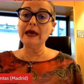 """""""A Internacional do Ódio é muito organizada"""" diz a deputada hispano-brasileira Maria Dantas em entrevista aoDesacato"""