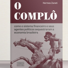 """""""O COMPLÔ"""", Livro do gaúcho Hermes Zaneti, vai virar  filme para mostrar nas telas as manobras da elite financeira em torno da dívidapública"""