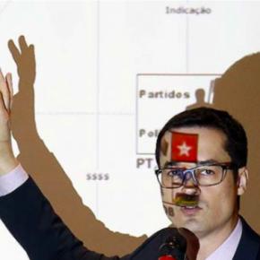 """Criminoso, Dallagnol escreveu parte da delação de Barusco e incluiu PT por """"finspolíticos"""""""