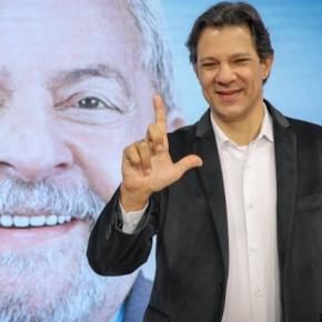 Sem enfrentar Cartel de Bancos e Comunicação, não tem como modernizar o Brasil, dizHaddad