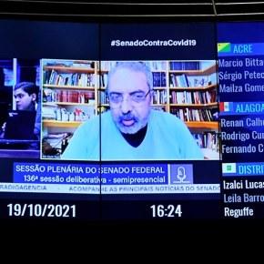 Bancos registram lucro de R$ 62 bi enquanto brasileiros empobrecem, diz o Senador Paim em Defesa de Lei para Renda Básica daCidadania