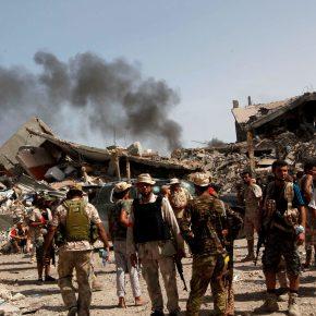 Há 10 anos, Os EUA Invadiam a Líbia, Assassinando o Líder  Muammar Khadafi e mais de 100 mil cidadãoslíbios
