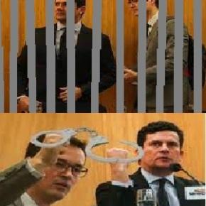 Não basta só demissão, procuradores têm de ser processados e presos