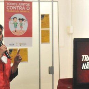 Campanha de combate ao trabalho infantil é lançada em PortoAlegre